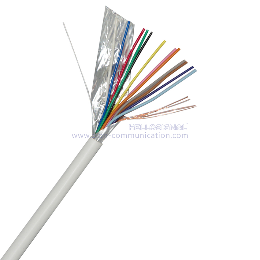Alarm Cable Shielded 0.22mm2(sectional area) - Buy