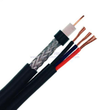 RG59 with 40% 3X26 AWG Coaxial Cable