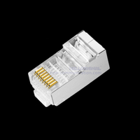 Cat5E FTP 8P8C RJ45 connector