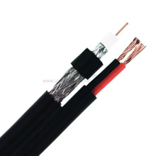 RG59CCS with 2x0.75, Figure 8 Coaxial Cable