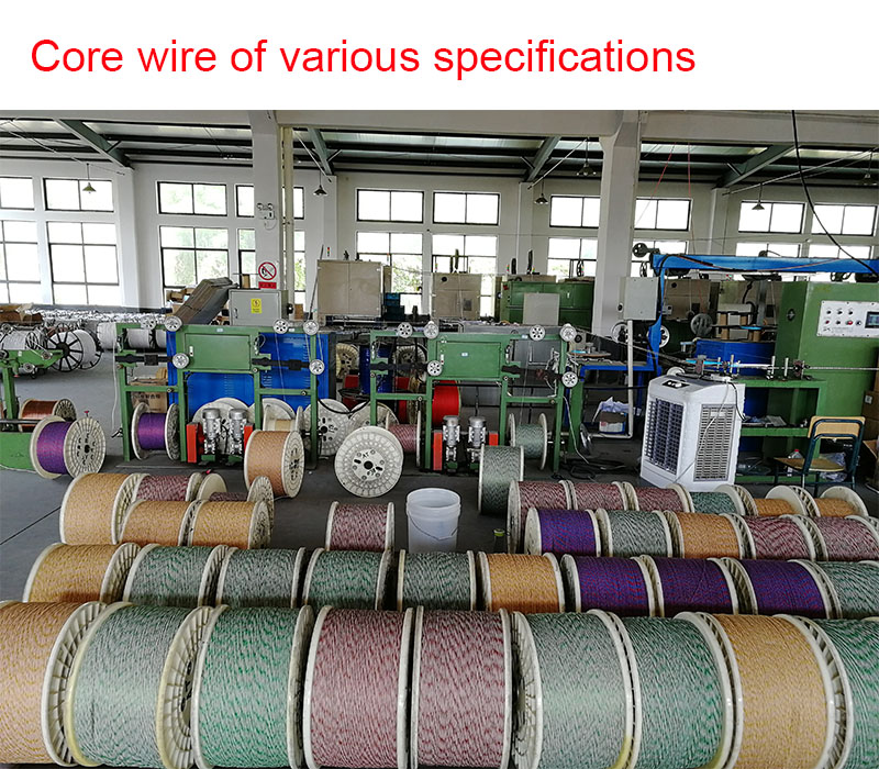 Network cable production equipment 6-3