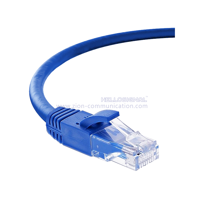 U/UTP Unshielded CAT 5E Twisted 4 Pairs patch cord