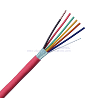 18AWG 6C SOL Shielded FPL-CL2 Fire Alarm Cables