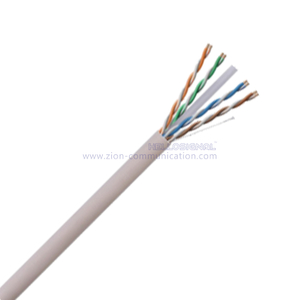 U/UTP CAT6 BC LSZH Twisted Pair Installation Cable