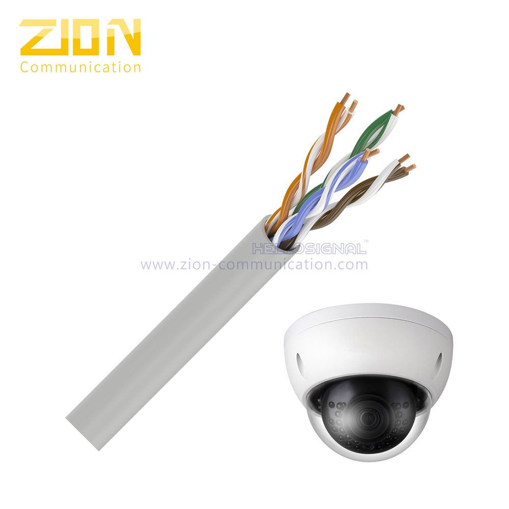 4K Network Camera U/UTP CAT5E Twisted Pair Installation Cable