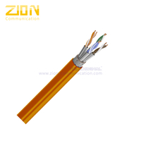 S/FTP CAT 7A BC LSZH Twisted Pair Installation Cable
